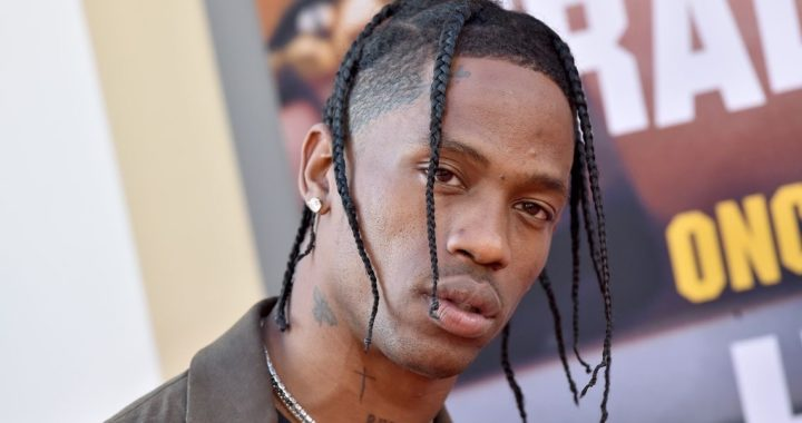 Travis Scott déjà en possession de la PS5