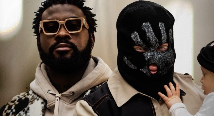 "Kalash Criminel dévoile ""but en or"" en featuring avec Damso [CLIP]"