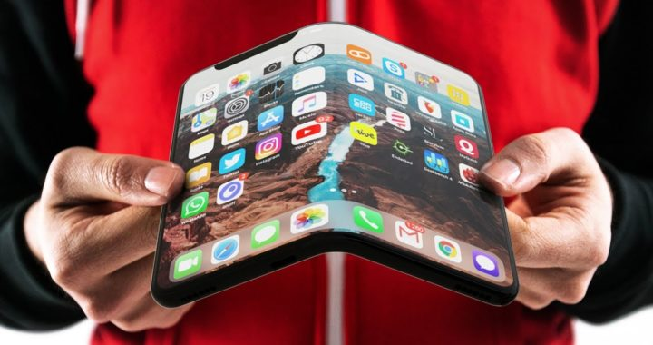 Un iPhone pliable pourrait sortir en 2023